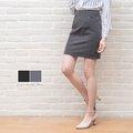 公司團體訂購制服裙/腰釦V行短窄裙《SEZOO襯衫殿 高雄店家》001002252