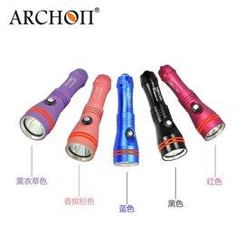台灣潛水---ARCHON 奧瞳 S10 潛水手電筒/補光燈