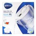 【易油網】BRITA Marella XL 3.5L 白色 德國 濾水壺 (附MAXTRA濾心1入)