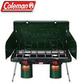 【台灣黑熊】Coleman 瓦斯雙口爐 爐具 炊具 行動瓦斯爐 露營 郊遊 野炊 CM-6707