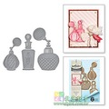 Spellbinders 切割/ 浮雕雙效刀模組 - SHAPEABILITIES EAU DE PERFUME ETCHED DIES OOH LA LA COLLECTION BY STACE...