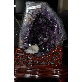 嚴選天然紫晶洞