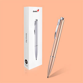 Genius GP-B200 觸控筆|主動式電容 / 精準掌握重點 / 極佳滑順筆觸 (三色可選)