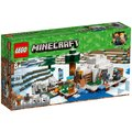 樂高積木 LEGO 21142 Minecraft-The Polar Igloo