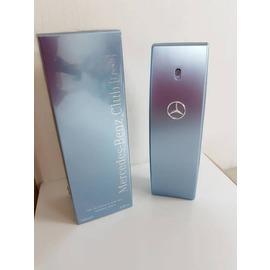 試香~ Mercedes Benz 賓士 Club Fresh 自由藍調 男性淡香水 ~5ml分享試管