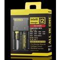 「永固電池」18650鋰電池充電器 D2 充電器 微電腦控制充電器 18650 i2充電器 NITECORE i2 雙槽