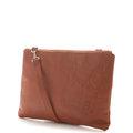 CRYSTAL BALL ( Leather 2way clutch bag )