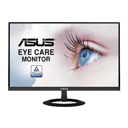 ★ 原價$4490↘加送16G隨身碟3/ 5止★  ASUS 華碩 VZ229H 22吋 IPS 低藍光不閃屏 寬螢幕  優雅的無邊框設計