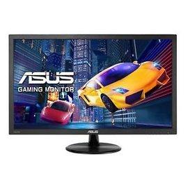 ASUS VP228HE 21.5吋寬螢幕 LED 低藍光不閃屏 黑色