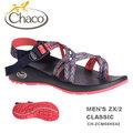 【速捷戶外】美國 Chaco  ZX/2 越野運動涼鞋 女款CH-ZCW04HE42 -雙織夾腳(印象日蝕),,運動涼鞋