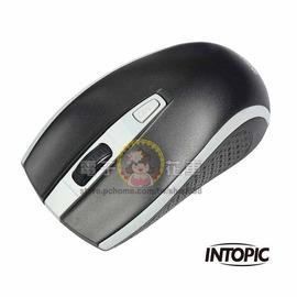 ☆電子花車☆INTOPIC MSW-721 2.4GHz飛碟無線光學鼠