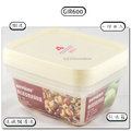 青松-長形保鮮盒4入(GIR600)