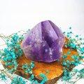 玻利維亞紫黃晶柱(AC180228-12) ~招偏財、正財、開智慧、增強運氣、改善人際關係