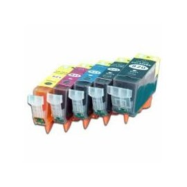 CANON 原廠相容墨水匣 PGI-750黑色/ CLI-751BK淡黑色/ CLI-751C藍色/ CLI-751M紅色/ CLI-751Y黃色 高容量 單顆報價...