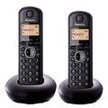 [福利品小刮傷]Panasonic 國際牌 DECT 數位雙子機無線電話 KX-TGB212TW