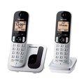 [福利品小刮傷] Panasonic 國際牌 DECT 數位雙子機無線電話 KX-TGC212TW