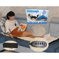 [投資團購批發]家用沙發坐墊羊毛按摩墊加熱按摩坐墊全身多功按摩床墊電動按摩毯5入