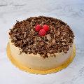 莓果黑森林 8吋素糕 母親節蛋糕★愛家純素美食 全素旦糕 素食誕糕 生日旦糕