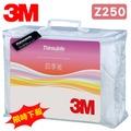 ~限時特惠~3M 新絲舒眠 Thinsulate Z250 四季被 標準雙人 可水洗 棉被 保暖 透氣 抑制塵? 1入裝(尺寸:6x7尺)