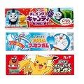 ++爆買日本++日本進口 Lotte樂天卡通糖條 湯瑪士小火車葡萄味/皮卡丘可樂味/哆啦A夢蘇打口香糖 小叮噹