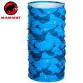 Mammut 長毛象 透氣排汗頭巾 登山 單車 頭巾 1191~05811 50007 帝國藍 藍