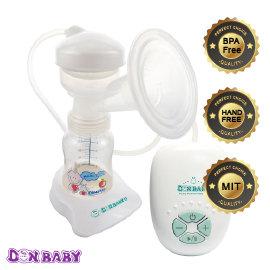 台灣Donbaby」六段式智慧型手電動吸乳器 (一機兩用)