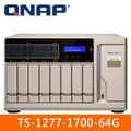 【綠蔭-免運】QNAP TS-1277-1700-64G 網路儲存伺服器