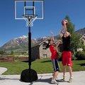 (台灣製造,免運費)移動式高度可調整兒童透明 PC籃板籃球架(適合6~12歲)