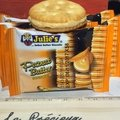 Julie's 純花生醬夾心餅/檸檬夾心餅/乳酪夾心 le-mond  馬來西亞知名老品牌(52元)