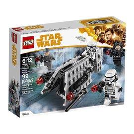 樂高積木 LEGO 星際大戰 STAR WARS 75207 Imperial Patrol Battle Pack