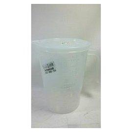 【1000cc 附蓋量杯】000865 量水杯 量米杯 量測器具
