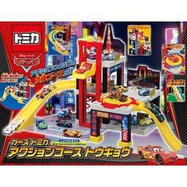 日本TOMICA 東京車塔 CARS汽車總動員 Disney pixar 日本TAKARA 多美小車 DS82144