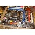 ASRock 華擎 P55M Pro 1156腳位 Intel P55晶片組 4組SATA 4組DDR3 2組顯示卡插槽