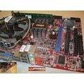 【雙核心CPU+主機板+RAM】套餐 ( 微星 MSI G31TM-P21 / 內建顯示 / Intel E5200 )