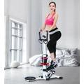 踏步機踏步機家用機迷你踩踏登山機扶手瘦腿腳踏機健身器材靜音igo 3c優購I1