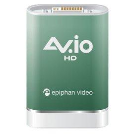 【寶迅科技】Epiphan AV.io HD影像擷取盒 - 透過USB 3.0每秒60幀進行無損擷取高清視訊,支援HDMI、DVI、VGA