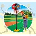 兒童可升降立體籃球架