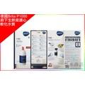 德國BRITA 廚下型淨水器On Line P1000硬水軟化型濾心1入2400元