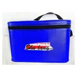 白鯨活餌箱活餌桶 2.8L 藍單孔(尚有8L雙孔賣場) [Haofoo]