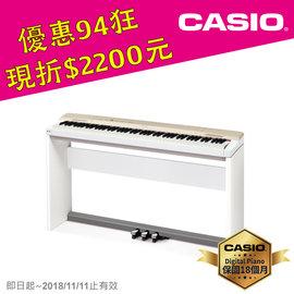 卡西歐 CASIO PX-160 PX160 88鍵 數位鋼琴 電鋼琴 零利率分期-昕欣音樂