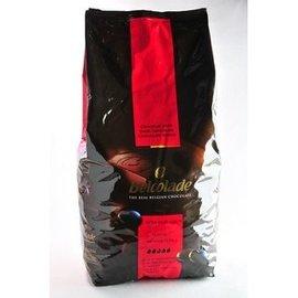貝可拉73% 普艾瑪黑巧克力粒 5KG 分裝 130元