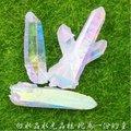 白水晶水光水晶柱(小) --列木尼亞晶型