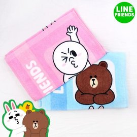 【嘉棉】Line 童巾(DB002)