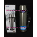 TIGER虎牌 MBI-A100 不鏽鋼保溫/保冷瓶僅限黑色1.0L 1000CC