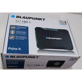 BLAUPUNKT藍點 8吋圓400W 椅下型重低音 內置擴大機不佔空間