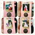 限量版 24k金 純金打造 日本 櫻花大戰 真宮寺櫻 限定金卡 收藏卡 收集卡 卡片 金卡 套卡 (4張1組) 紀念幣