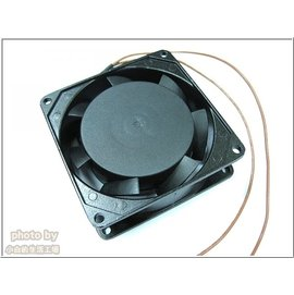 STK(SA8025S1H)8公分風扇 110V/ 2900R/ 33DBA/ 22CFM/ SLEEVE