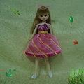 喜洋洋園地//正版莉卡娃娃衣服//莉衣246/莉卡娃娃/小布/芭比/可兒