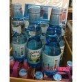 sns 古早味 懷舊零食 榮泉彈珠汽水-檸檬萊姆口味 彈珠汽水 塑膠瓶裝 6罐