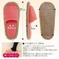 🎯日本 LEC 激落君 可水洗擦地拖鞋 掃除拖25-27cm--藍